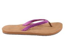 Gypsy Macrame - Sandalen für Damen - Lila