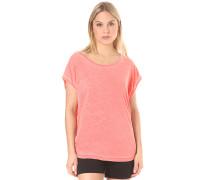 Simply Solid CT - T-Shirt für Damen - Orange