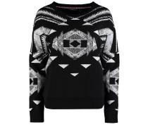Explosion - Sweatshirt für Damen - Schwarz