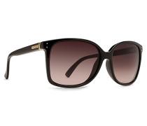 Castaway - Sonnenbrille für Damen - Schwarz