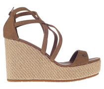 Getting Around - Sandalen für Damen - Braun