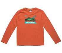 Cocci Bear - Langarmshirt für Jungs - Orange