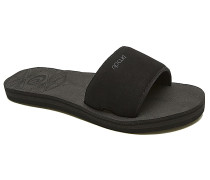 P-Low Slide - Sandalen - Schwarz