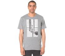 French Fred - T-Shirt für Herren - Grau
