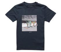 Surf Check-LB - T-Shirt für Jungs - Blau