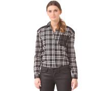Queens L/S - Hemd für Damen - Schwarz