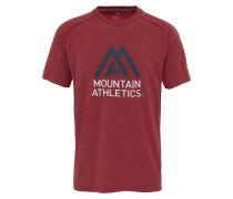 Wicker Graphic Crew - T-Shirt für Herren - Rot