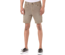 Illusion 2 - Shorts - Beige