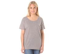 Nora - T-Shirt für Damen - Grau