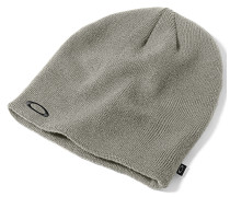 Fine Knit - Mütze für Herren - Grau