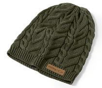 Forest Queen - Mütze für Herren - Grün