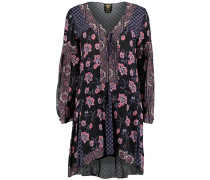 Anna Sui Dottie - Kleid für Damen - Schwarz