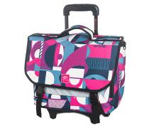 Paola Wh. - Rucksack für Damen - Pink