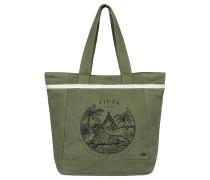 All Along - Handtasche für Damen - Grün
