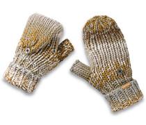 Jade Flap Mitt - Handschuhe für Damen - Beige