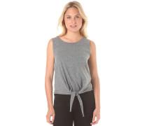 Tanky Knot - T-Shirt für Damen - Grau