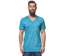 Collapse - T-Shirt für Herren - Blau
