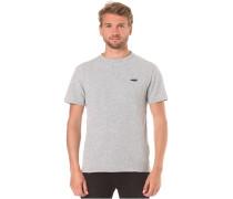 Basic T - T-Shirt für Herren - Grau