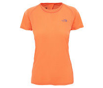 Better Than Naked - T-Shirt für Damen - Orange