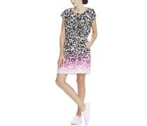 Easy AOP - Kleid für Damen - Pink