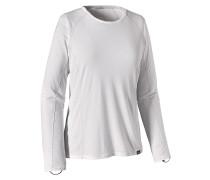 Cap LW Crew - Funktionsunterwäsche für Damen - Weiß