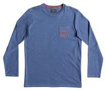 Piu Piu - Langarmshirt für Jungs - Blau