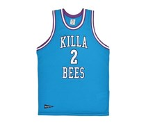 Killa Bees Mesh - Top für Herren - Blau