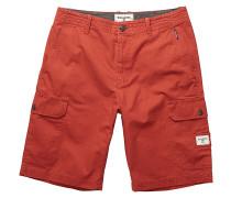 All Day - Cargo Shorts für Herren - Rot