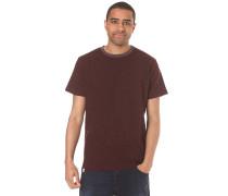 Curved - T-Shirt für Herren - Rot