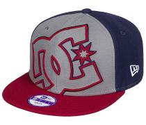 Double Up - Snapback Cap für Jungs - Grau