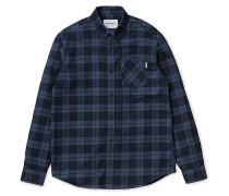 Norton L/S - Hemd für Herren - Blau