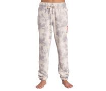 Trackpant - Hose für Damen - Beige