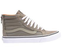 SK8-Hi Slim Zip - Sneaker für Damen - Beige