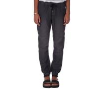 Painterly Jogger - Jeans für Damen - Schwarz