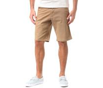 Flex Grip - Chino Shorts für Herren - Beige