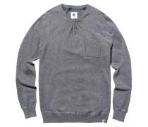 ABStract - Strickpullover für Herren - Grau
