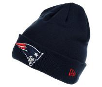 Team Essential Cuff New England Patriots Otc Mütze - Blau
