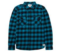 All Day L/S - Hemd für Herren - Blau