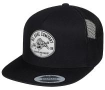 Middrift - Snapback Cap für Herren - Schwarz