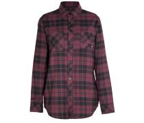 Juniper Flannel - Hemd für Damen - Karo