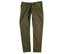 Slim Colour - Jeans für Herren - Grün