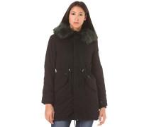 Methone - Mantel für Damen - Schwarz
