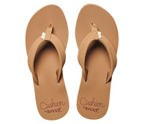 Cushion Breeze - Sandalen - Braun