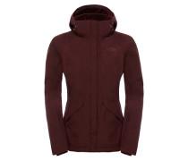 Inlux Insulated - Funktionsjacke für Damen - Rot