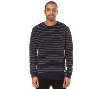 Interstripe - Sweatshirt - Blau