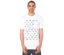 Vanned - T-Shirt für Herren - Weiß