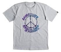 Peaceskull - T-Shirt für Herren - Grau