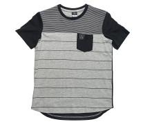 Sims Stripe - T-Shirt für Jungs - Schwarz