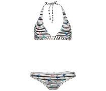 Halter - Bikini Set - Weiß