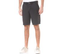 Laid Back - Cargo Shorts für Herren - Schwarz